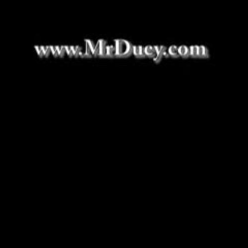 Mr. Duey - Scientific Method beat
