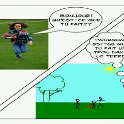 French Comic 2