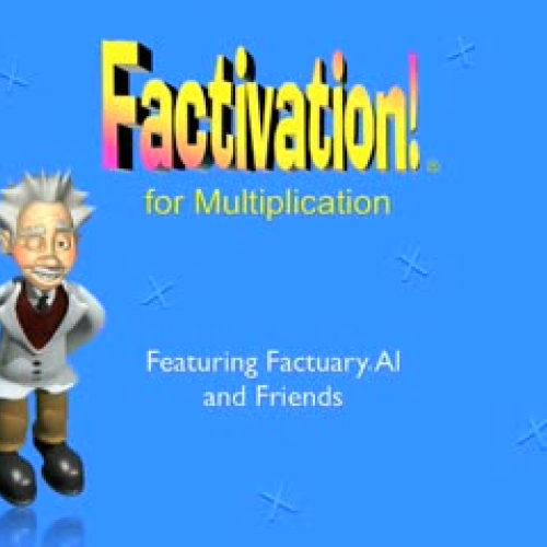 Multiplication Fun Facts 1