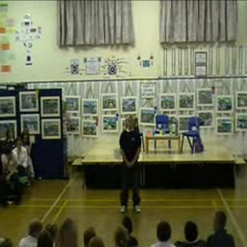 Leavers Assembly 2009