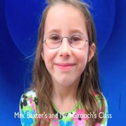 Mrs. Baxter/Mrs. Gacioch