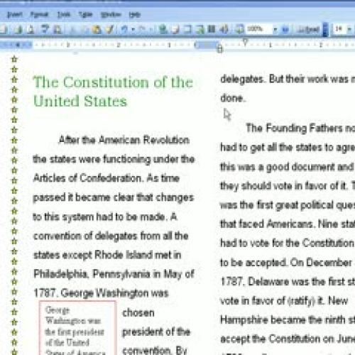 Formatting- Lesson 2- Part 3