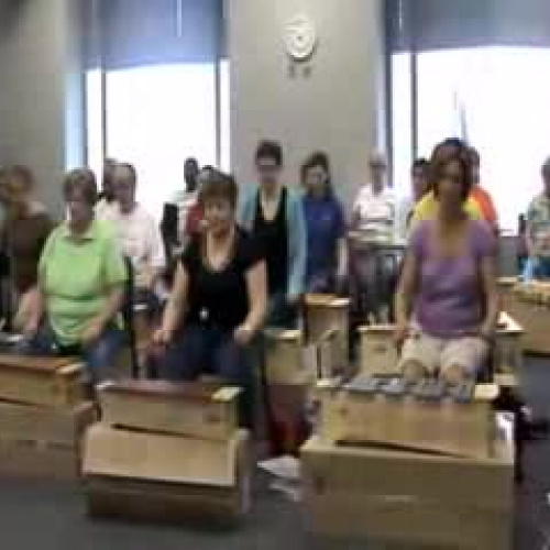 Orff Schulwerk Level 1 - Pirate's Tail