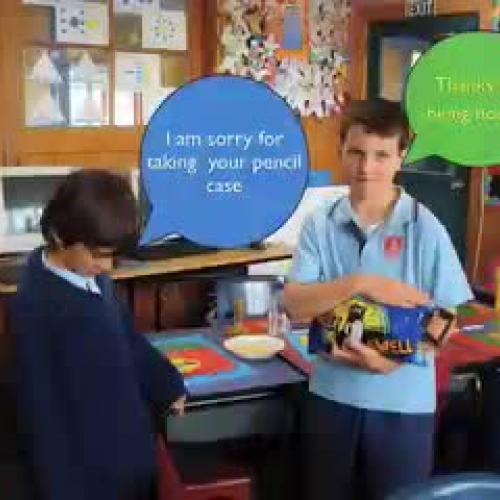 school values 5
