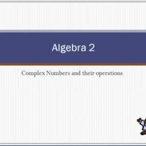Complex numbers_Hillman