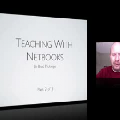 Teaching With Netbooks Part 3 of 3