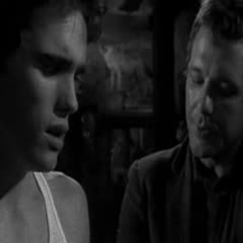 Rumble Fish Motorcycle Boy montage