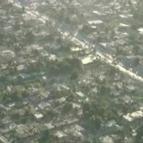 Haiti Overflight