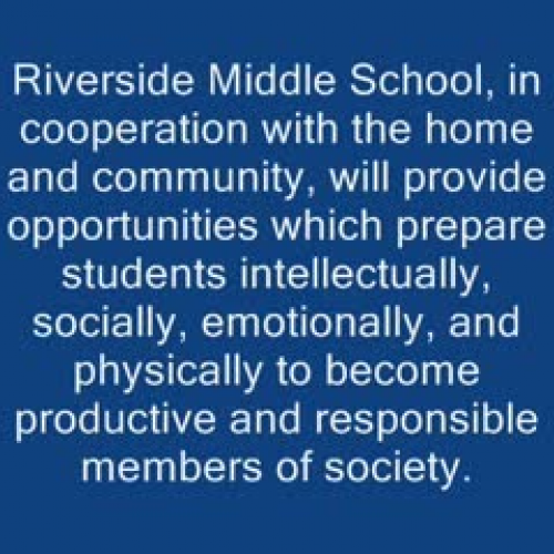 Riverside Middle School