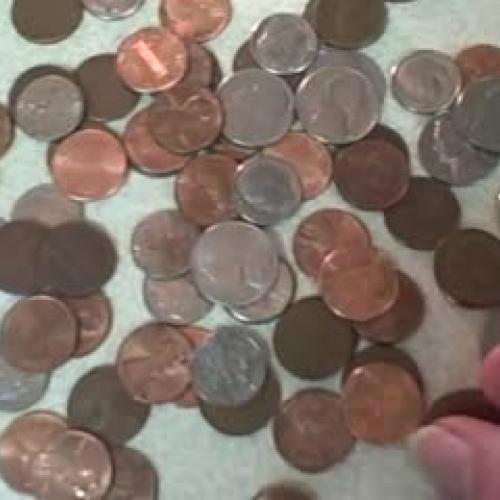 Found  A  Penny
