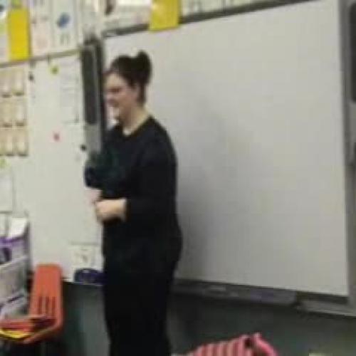 First Speech