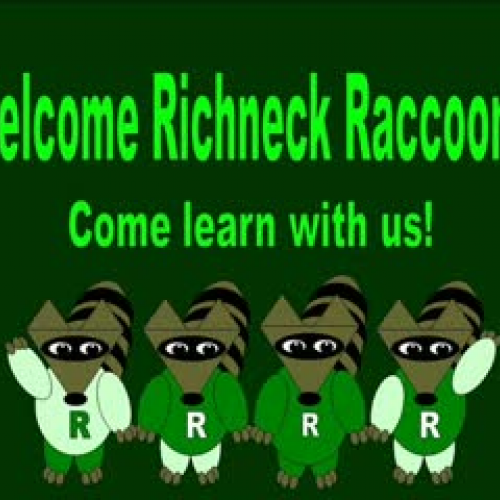 Welcome to Richneck 2010