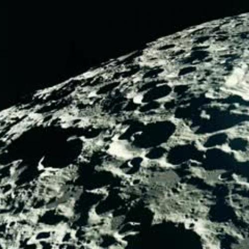 Moon, Sun, and Earth by Daniel