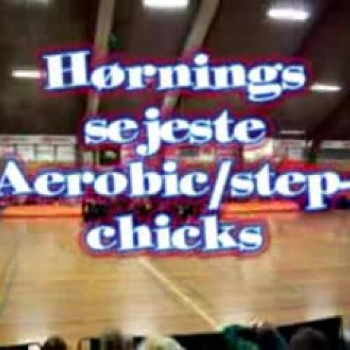Hoernings sejeste aerobic chicks