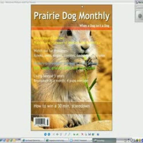 Magazine Cover Tutorial