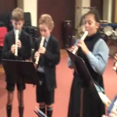 Recorder & Choir