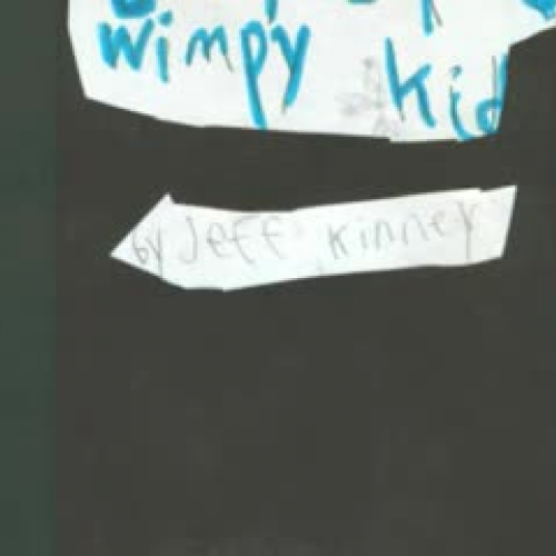Diary of a Wimpy Kid - JK