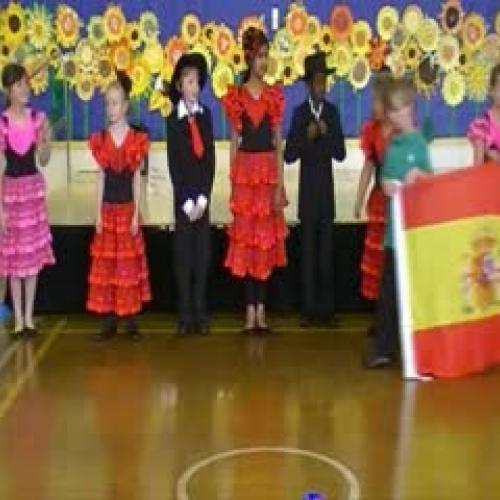 Spanish X-Factor