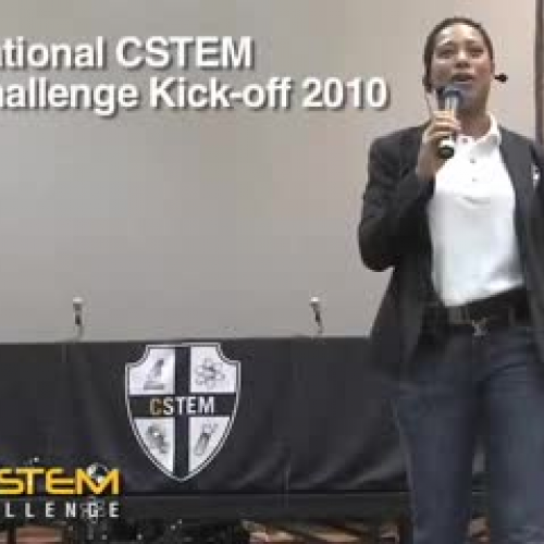National CSTEM Challenge from Start to Finish