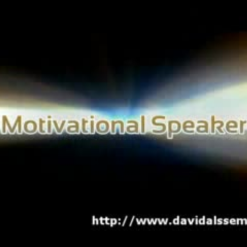 Motivational Speaker- Sydney