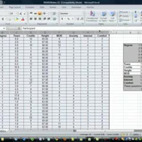 How to make a pie chart in Excel 2007
