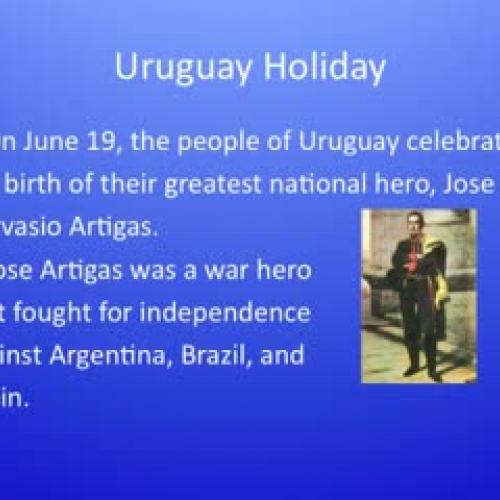 Uruguay Power Point