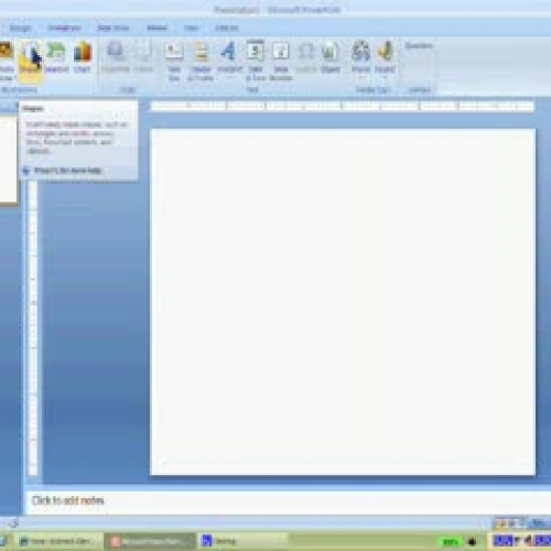Drawing a Character in PowerPoint
