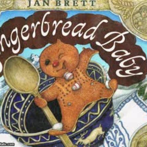 The Gingerbread Baby by Jan Brett