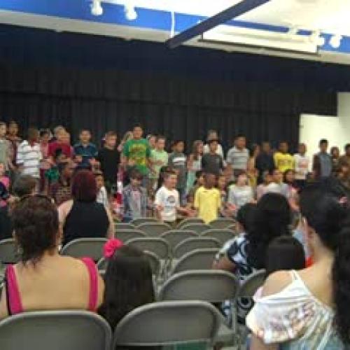 3rd Grade Annie Performance