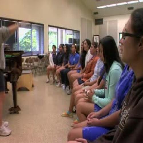 ONE VOICE - Kamehameha Schools Song Contest