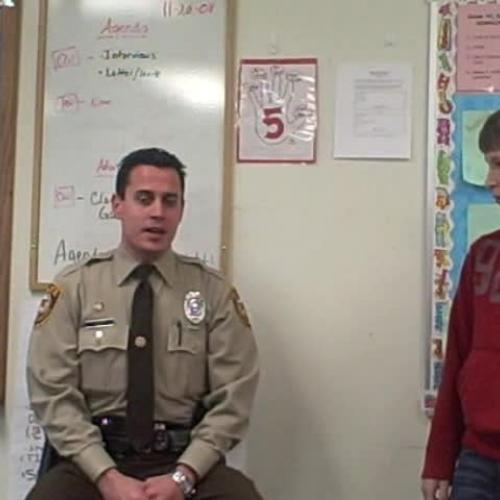 Officer Gilyon