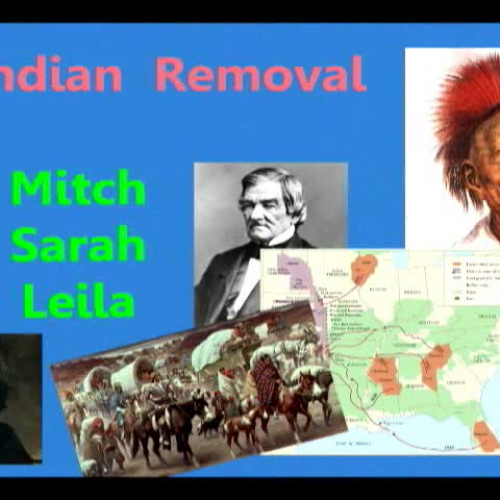 Indian Removal Review Game