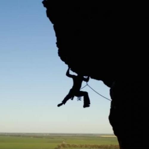Becoming A Rock Climber