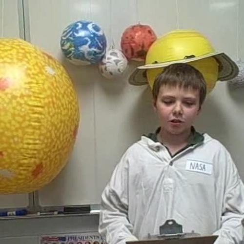 Cole StoryTubes Space Exploration