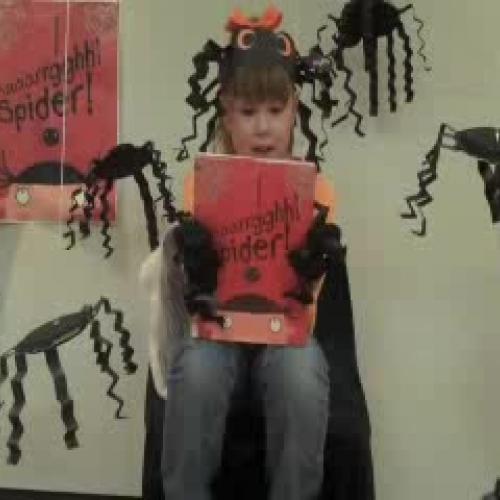 Aaaarrgghh ! Spider!