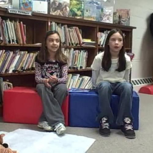 Megan Skylar StoryTubes Christmas for a Kitte