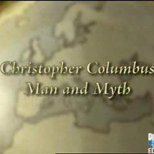 Columbus - Man or Myth