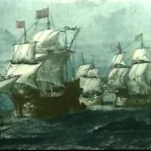 Magellans voyage around the world