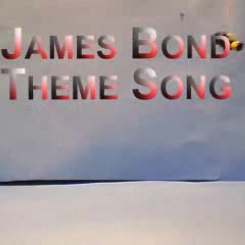 James Bond Theme Song
