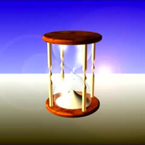 Luckys Hourglass