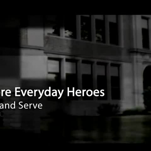 Everyday Heroes of St. Mary School