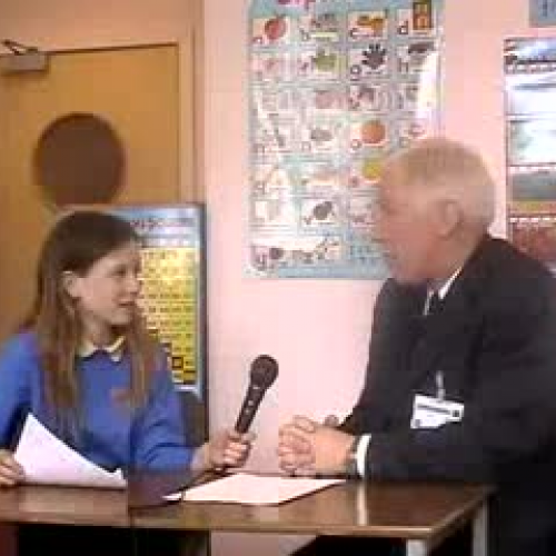 Eco school interview