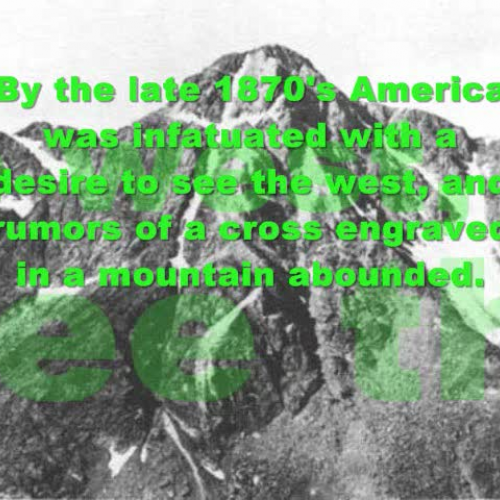 History of Holy Cross Wilderness Area