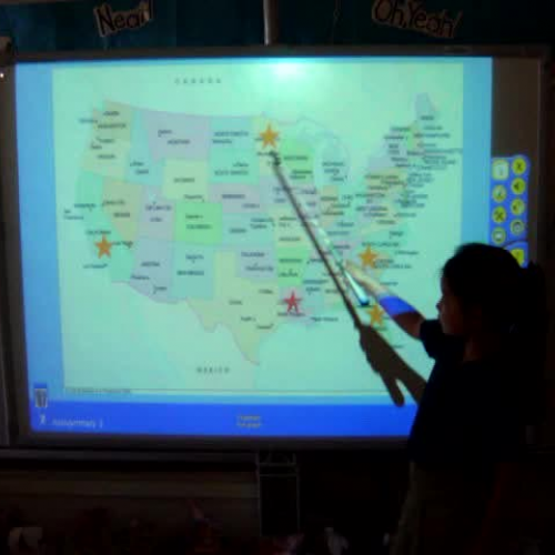Tooth Tally Map 2009