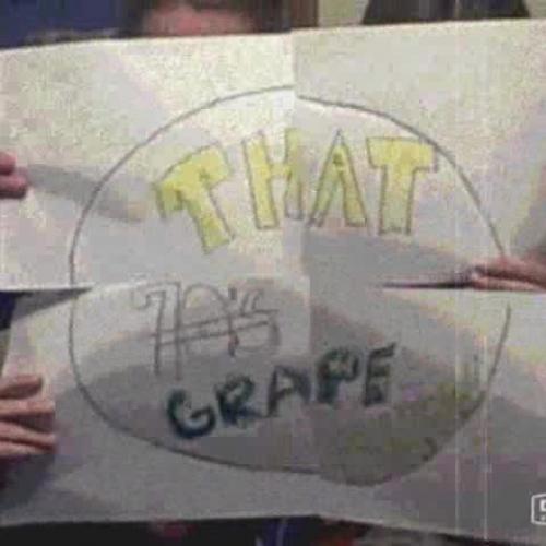 That grape show