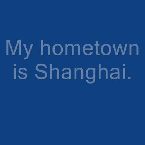 My Community in China