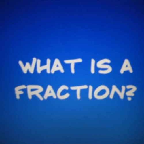 Fractions-Parts of a Whole-3rd Grade