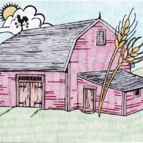 Barn Yard Spelling