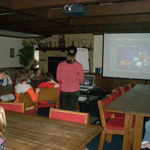 Hampton University STEM Presentation