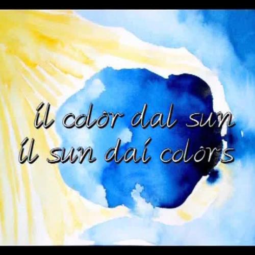 Il color dai suns i suns dai colors